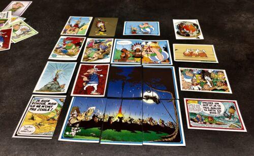 Lot 5 cartes  au Choix stickers Autocollant Panini Astérix image carrefour 60a