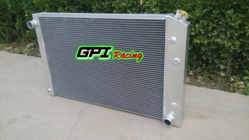GPI 3ROWS Aluminum RADIATOR For 1981-1990 Chevy GM GMC Truck 82 83 84 85 86