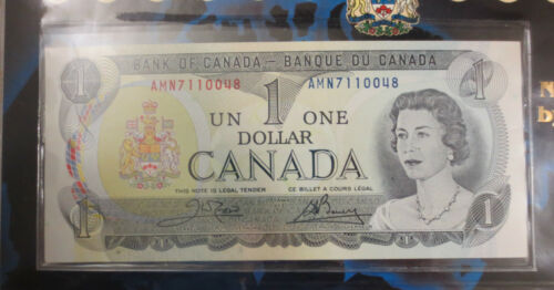 Canada $1 /& $2 Dollar Bill First Loonie /& Toonie ~ Collectible ~ All Unc.