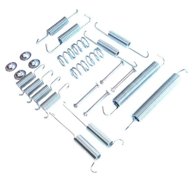 Quick Brake 0712 Accesorios Kit para Zapatas Freno Q712 265.0x55 Bendix