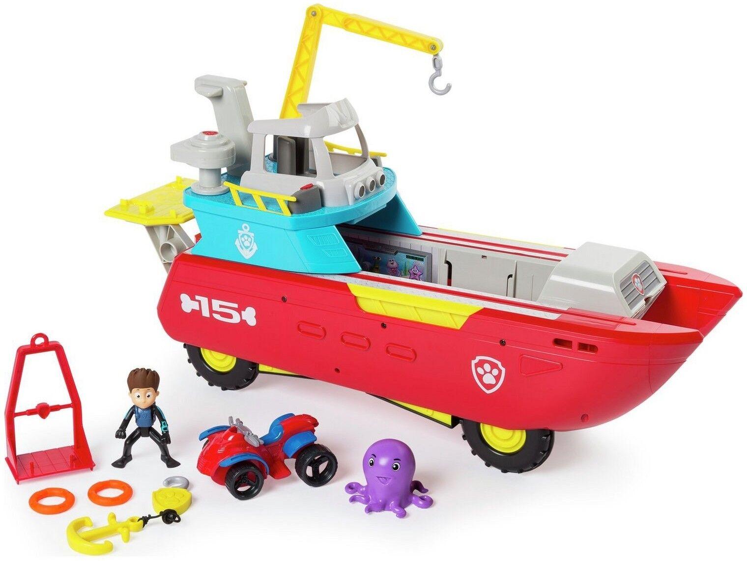 Vehículo de patrulla Mar patrulla