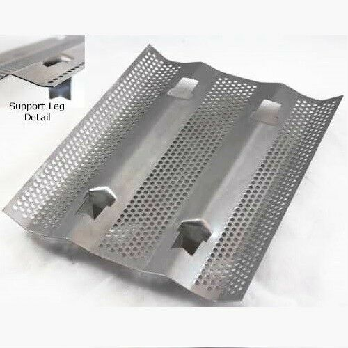 Firemagic Gas Grills Stainless Steel Heat Plate 13.75″ x 10.75″ FMHP2