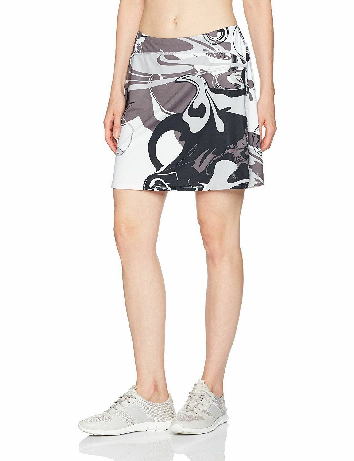 Skirt Sports Womens Happy Girl Skirt, Persevere Print Size Small
