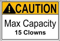 Clown Warning