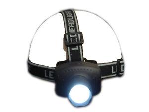 Stirnlampe Zoom 5 Watt Cree Led Kopflampe Lauflampe Lampe Sehr Hell