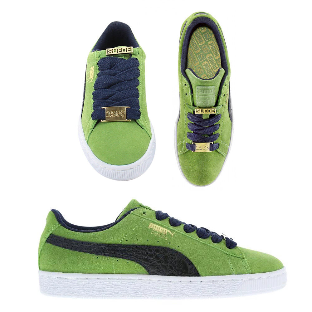 Puma Suede Classic BBOY Fabulous Leather Lace Lace Lace Up Mens Trainers 365362 03 M18 4566f9