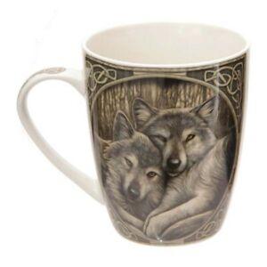 Mug-Bone-China-Loyal-Wolf-Design-By-Lisa-Parker-NEW