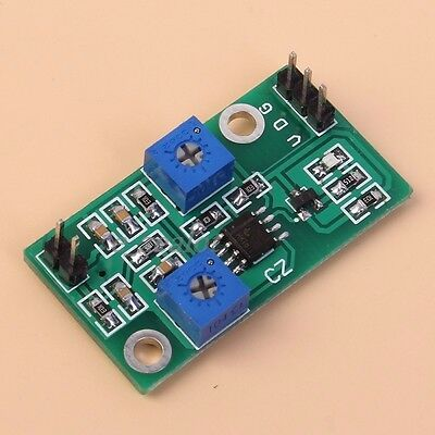 Voltage Comparator Module LM393 Comparator Module High Level Output DC 4.5-28V