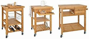 Kitchen Butchers Trolley : Haku