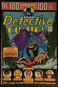 Detective-Comics-440-VF-8-0-Batman-Manhunter-100-Pg-Spectacular-Simonson-Art