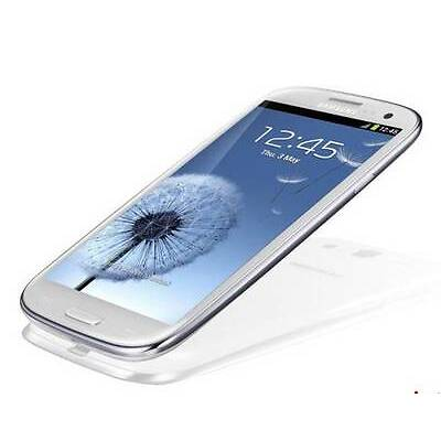 New Samsung Galaxy S III GT-I9300 16 GB Marble White Unlocked Android Smartphone