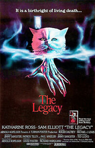 The Legacy 1978 Movie Poster Ebay