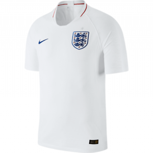Image is loading Nike-England-Home-Vapor-Match-Shirt-2018-19- 89beffccf6c2