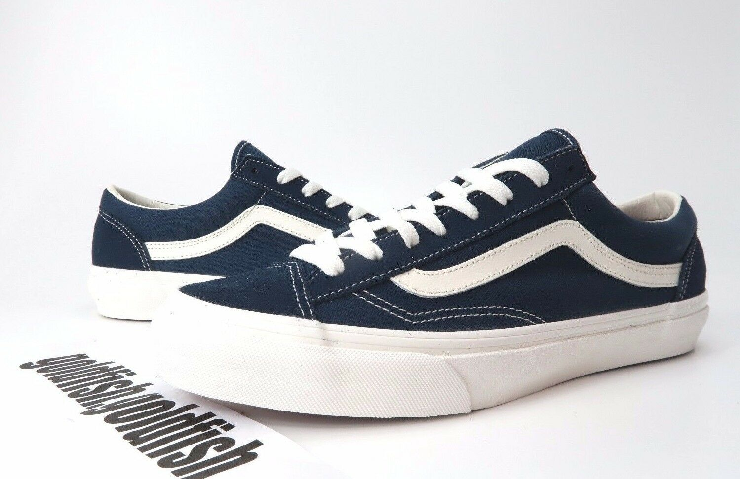 DS VANS OLD OLD OLD SKOOL STYLE 36 DRESS BLUES MARSHMALLOW NAVY ASIA RELEASE VN0A3DZ3RFL 9411c0