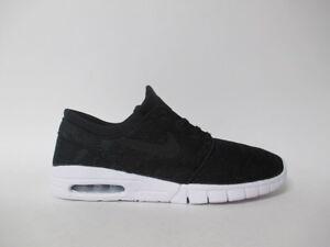 95d7d6c7a3c6 Nike SB Stefan Janoski Max SB Black White Sz 12 631303-022
