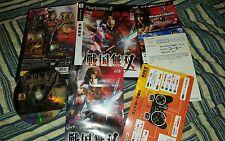 Sengoku Musou PlayStation 2 PS2 Japan Import(game in DYNASTY WARRIORS series )