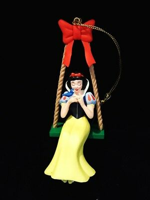 Disney Grolier Snow White On Swing Christmas Magic ...