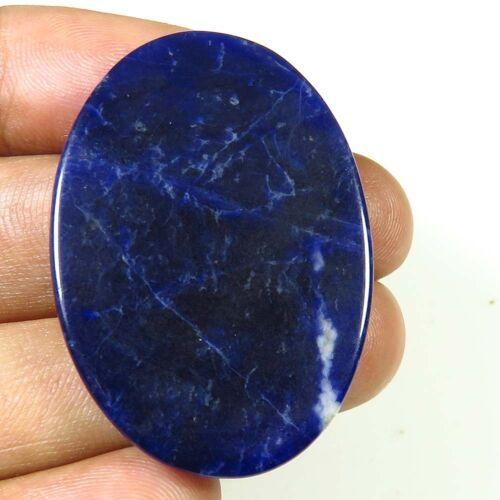 DEEP BLUE SODALITE CABOCHON LOOSE NATURAL GEMSTONE FREE SHIPPING VARIATION SD-B