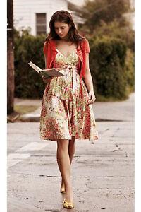Image Is Loading Plenty Frock Tracy Reese Fl Chuparosa Dress 2