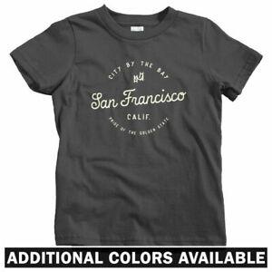 California Kids Shirt Graphic Tee Cali Gift Cali T-Shirt Enjoy CALIFORNIA Toddler Shirt Unisex Tee Toddler Crew Neck Youth Shirt