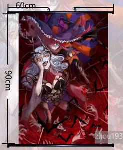 Fate//Grand Order Carmilla Wall Scroll Poster Home Decor Gift  60*90CM#715