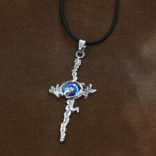 Anime K Project Suoh Mikoto The Sword of Damocles Pendant Cosplay Necklace