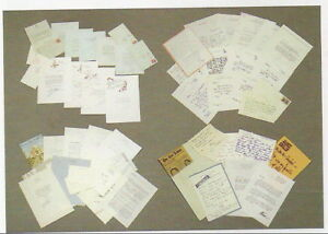 JOAN-CRAWFORD-correspondence-33-signed-letters