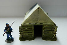 Diorama Zubehör Amerikanischer Bürgerkrieg Zelt,1/32,1/35 Tented Cabin Civil War