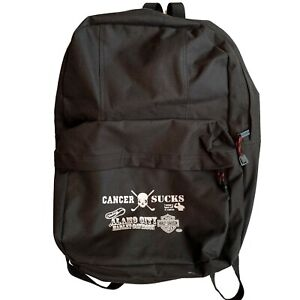 Cancer-Sucks-Awareness-Harley-Davidson-Backpack-Breast-Cancer-Awareness-Bag