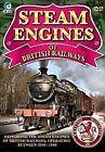 Steam Engines Of British Railways (DVD, 2009)