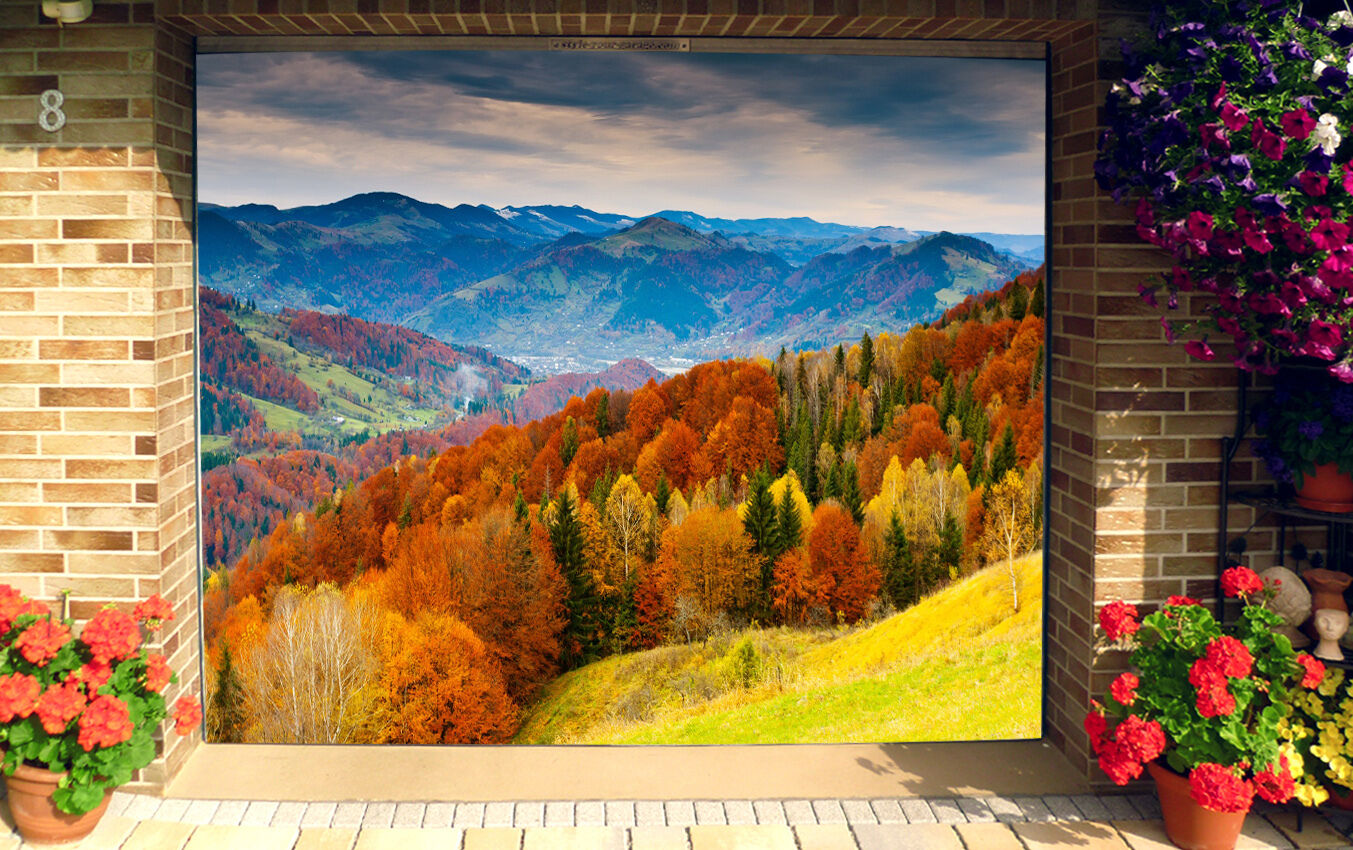 3D Precious woods Garage Door Murals Wall Print Decal Wall Deco AJ WALLPAPER UK