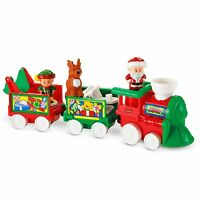 Little People Christmas Train on sale