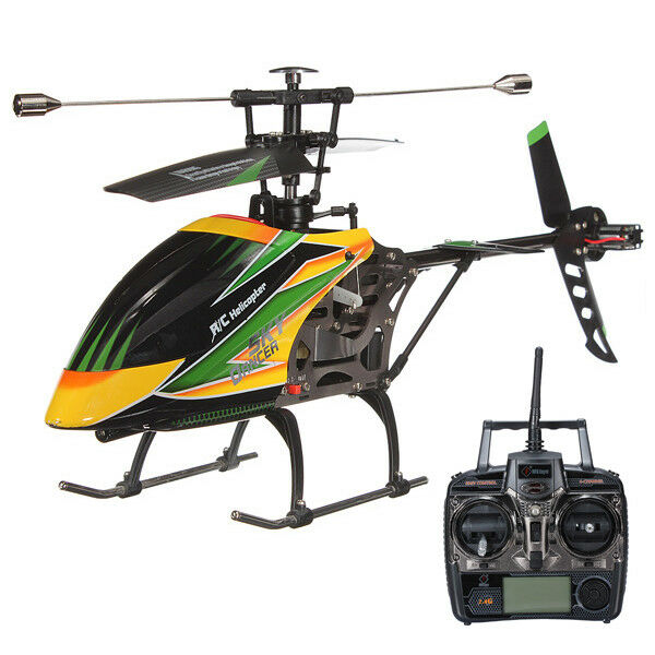 Large WLtoys V912 Sky Dancer 4CH RC Helicopter With Gyro RTF