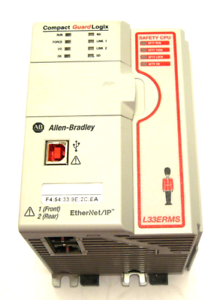 ALLEN BRADLEY 1769-L33ERMS /A COMPACT GUARDLOGIX CPU
