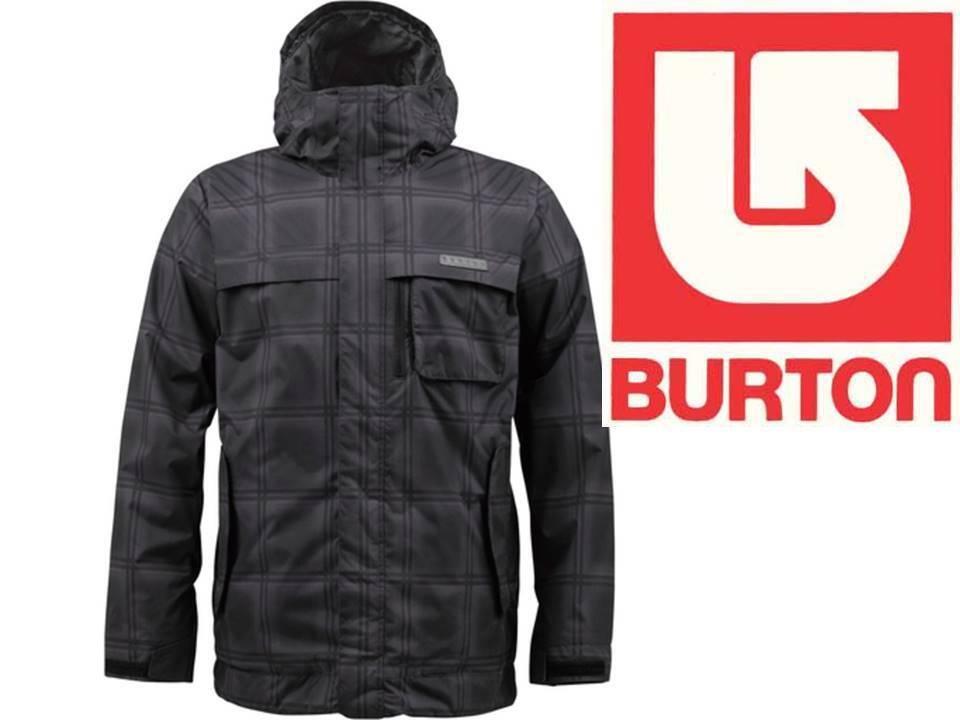 Kinder Kinder Kinder Burton Snowboard Jacke Poacher  10k 5k =  Größe = XS   -   170 cm f2237f