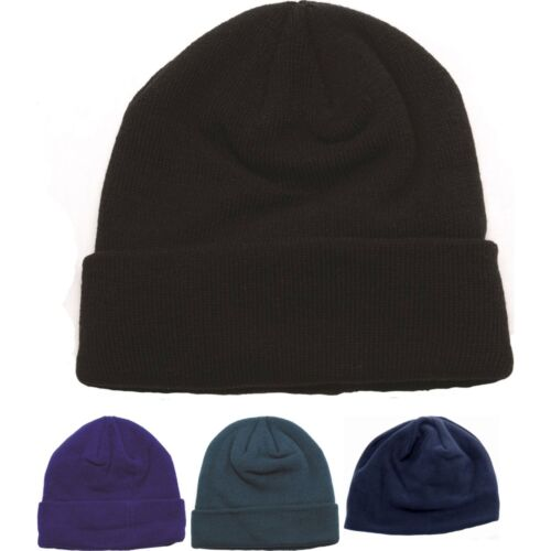 Thermal Lined Beanie Hat Mens Regatta Thinsulate