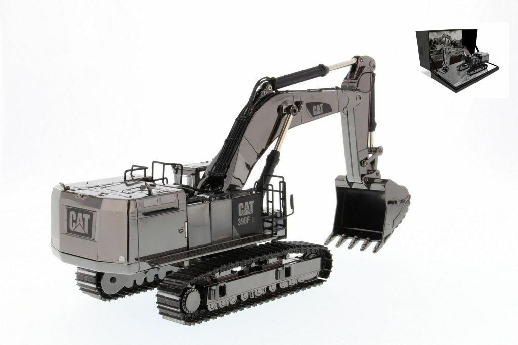 Cat 390 F L Excavator Commemorative Series 1 50 Model Miniature Masters