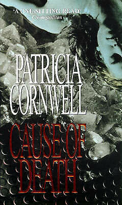 1 of 1 - Cause Of Death, Cornwell, Patricia, New Book