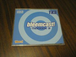 Bleemcast-Tekken-3-for-Sega-Dreamcast-OOP-NEW-amp-Sealed