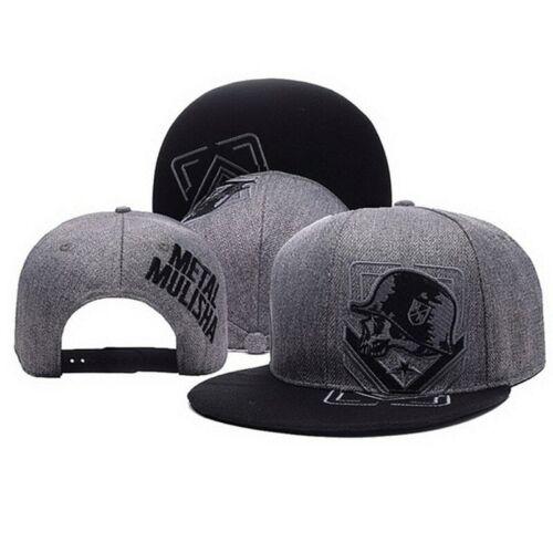 Metal Mulisha Casquettes de base-ball Toutes sortes de Snap Arrière Réglable Hip-Hop sports Chapeaux