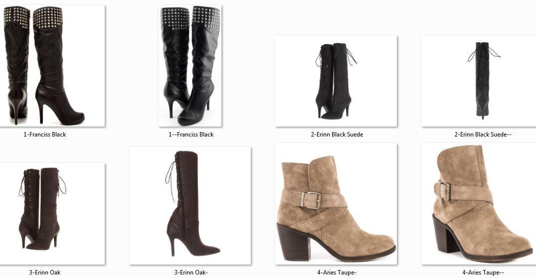 $169 NIB Women's BCBGeneration BCBG Franciss Erinn Kasia Ankle Knee Boots Shoes