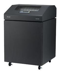 ibm 6500 v20 line matrix printer ethernet parallel serial all rh ebay com