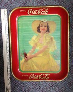 Details about Vintage Coca-Cola Trays