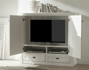 Fernsehschrank zum schließen  Fernsehschrank Maisonette TV-Möbel TV-Rack Wehrsdorfer | eBay