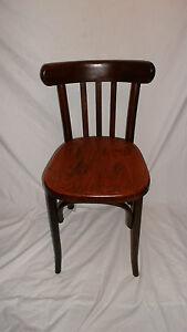 stuhl kaffeehaus stuhl alter stuhl ebay. Black Bedroom Furniture Sets. Home Design Ideas