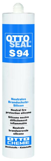 Ottoseal S94 310ml Gris Neutre Protection au Choix din 4102-B1