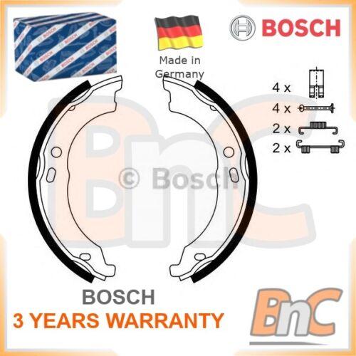 # Authentique Bosch Heavy Duty frein de stationnement Shoe Set Citroën Fiat Peugeot