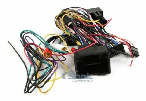 Metra AX-ADGM04 Aftermarket Stereo Wire Harness to Select 2013-Up Chevy Malibu