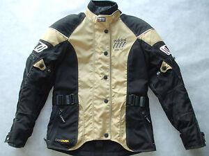 Rukka-Motorradjacke-Damen-echte-Gr-40-Gore-Tex