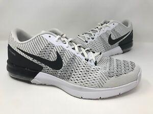 f6159750c54 New! Men s Nike 820198-100 Air Max Typha Training Shoes White Black ...